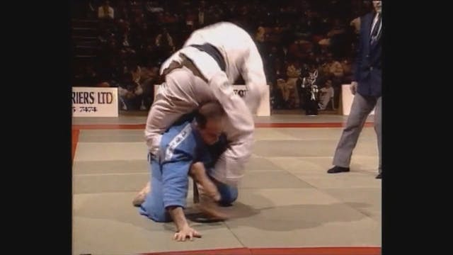 Neil Adams - San gaku - Entry variations