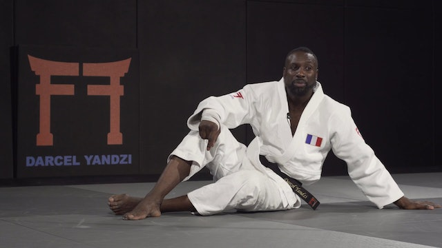 Starting Judo | Interview | Darcel Yandzi
