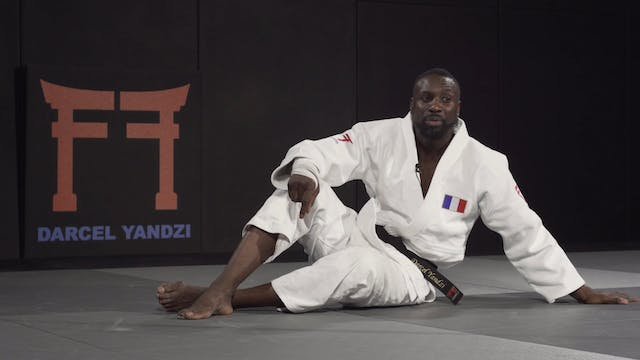 Starting Judo | Interview | Darcel Ya...
