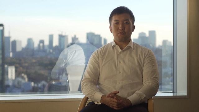My Toughest Competition | Interview | Keiji Suzuki