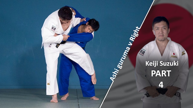 Entry and execution vs right | Keiji Suzuki