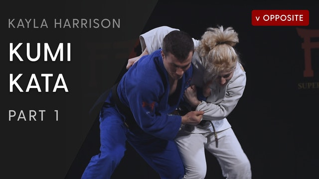 Overview | Kumi Kata VS Opposite | Kayla Harrison