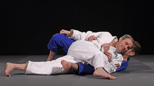 Trstenjak's loss in Tokyo   Neil Adams