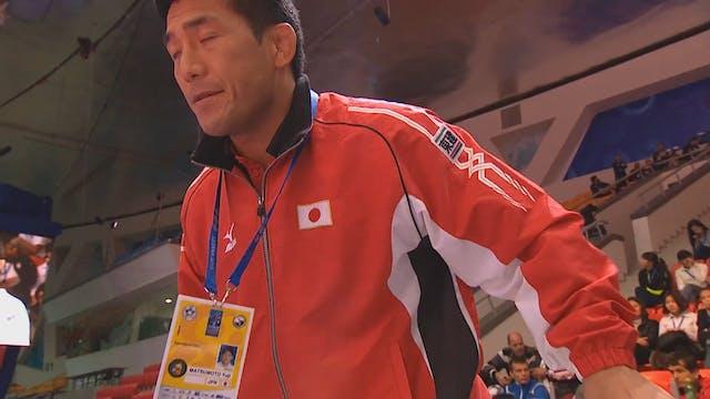 101: Osaekomi - JPN V PRK -57kg