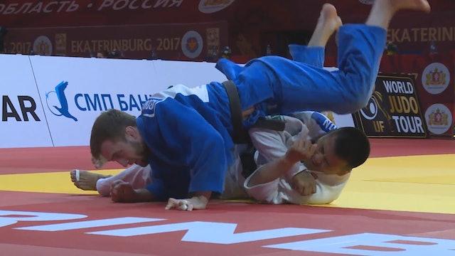 101: Seoi otoshi - MGL v RUS -66kg