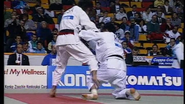 Jeon, Korean Judo Master (English)