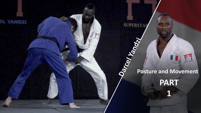 Posture & Movement - R v R | Darcel Yandzi