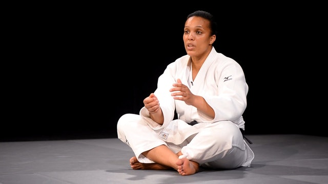 Defence Against Ouchi Gari | Interview | Lucie Décosse