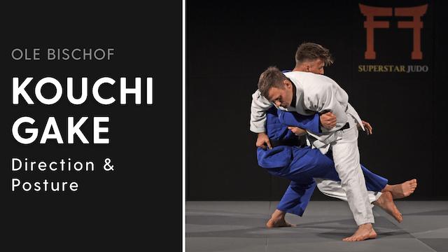 Kouchi gake - Direction and posture |...