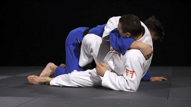Double arm-roll - From the back | Liparteliani