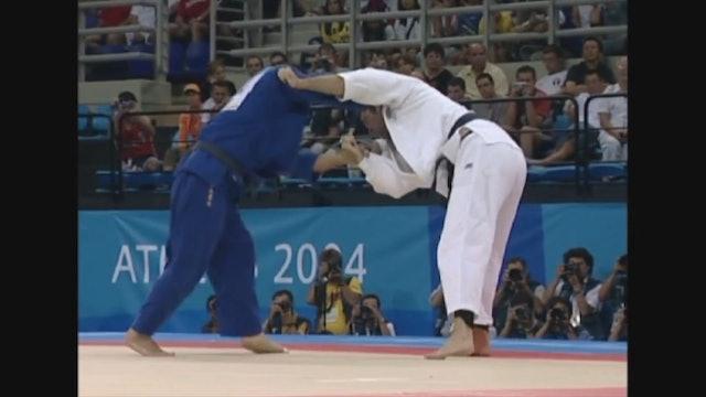 Kosei Inoue - Lower body movement for Uchi mata
