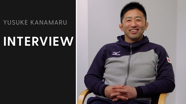 Interview | Yusuke Kanamaru
