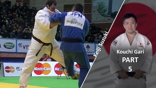 Competition Variations | Kouchi Gari | Keiji Suzuki