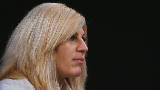 Relationship With The Pedros | Interview | Kayla Harrison