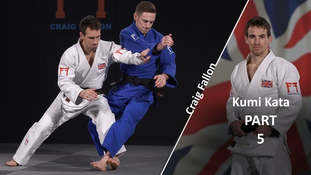 Attacking from opponents lapel grip | Craig Fallon