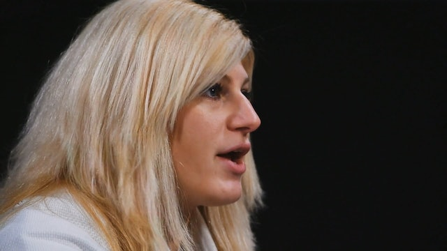 Growing Up Watching Fighting Films | Interview | Kayla Harrison