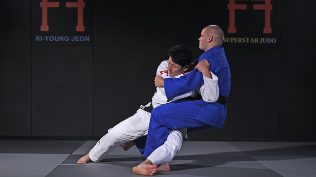 Kouchi makikomi: legal & illegal | Korean Judo