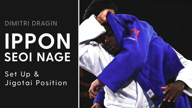 Set up & Jigotai Position | Ippon Seo...