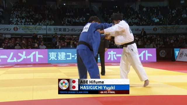 101: Tai otoshi - JPN v JPN -66kg