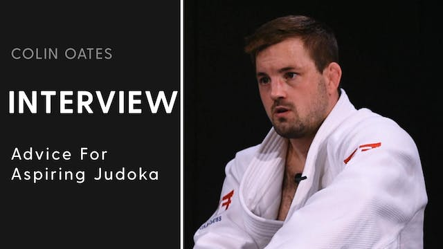 Advice For Aspiring Judoka | Intervie...