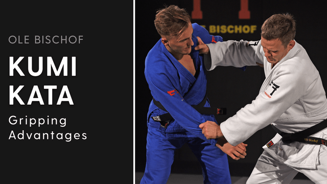 Kumi kata - Gripping advantages | Ole Bischof
