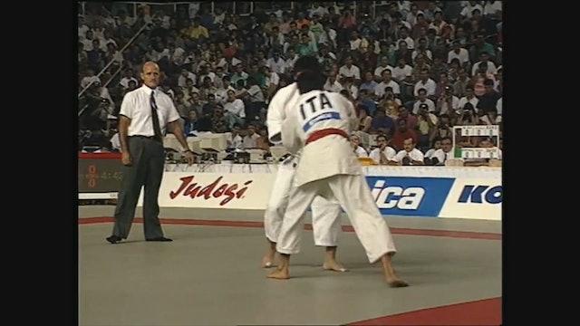 Toshihiko Koga - Kumi kata - right v right