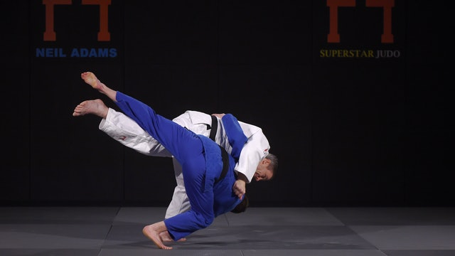 Ono's variations of Uchi mata | Neil Adams