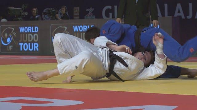101: Khabareli - FRA v RUS -90kg