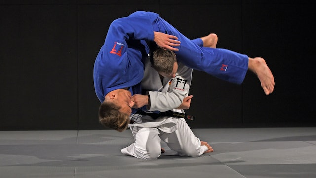 Drop Seoi nage - Overview | Ole Bischof