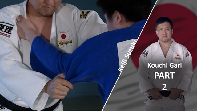Upper Body | Kouchi Gari | Keiji Suzuki