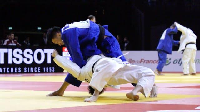 101: Tai otoshi - ARG v CHN -66kg
