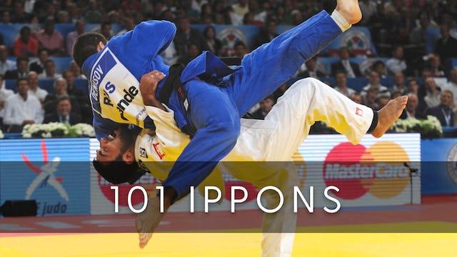 101 Judo Ippons