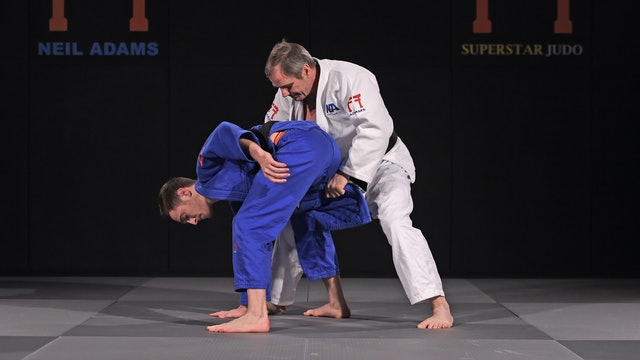 Nagase's disqualification in Tokyo   Neil Adams