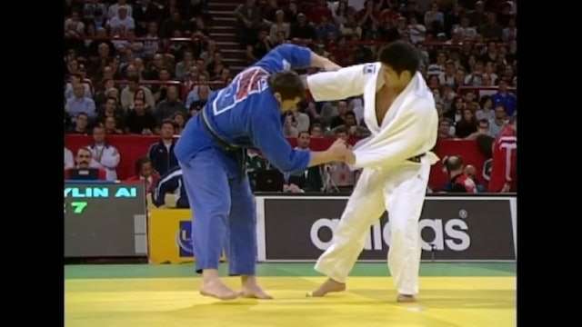 Kosei Inoue - Kumi kata against Russian left arm