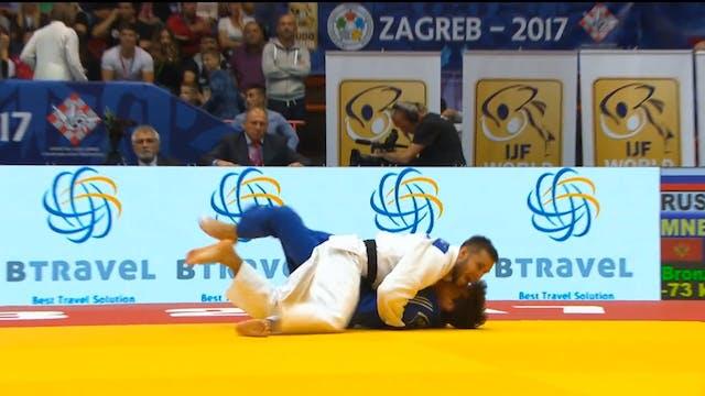 101: Kosoto gari - RUS v MNE -73kg
