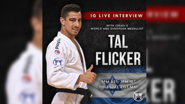 IG Live With Tal Flicker