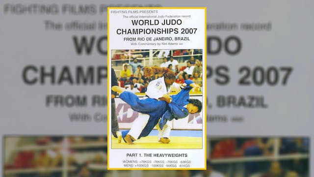 2007 World Judo Championships: Heavyw...