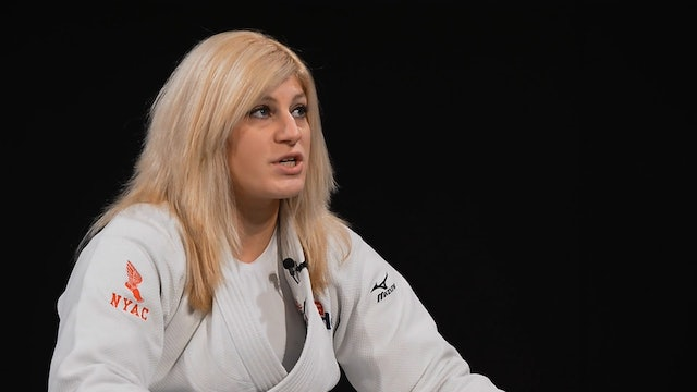 Ouchi | Interview | Kayla Harrison