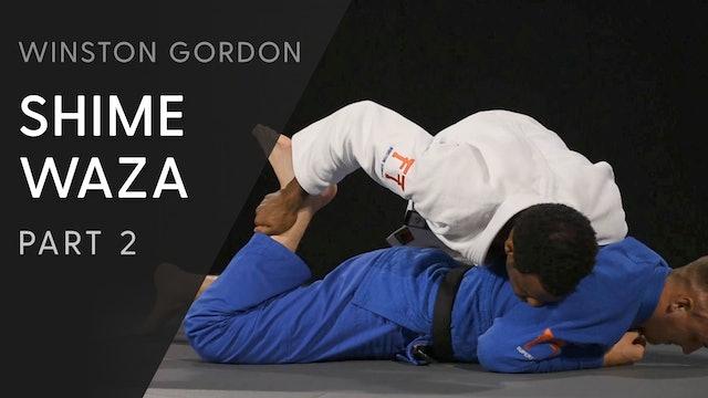 Sankaku wrist wrap and flatten | Winston Gordon