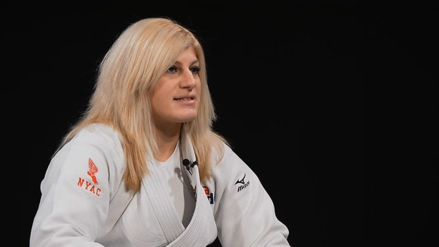 Koshi Guruma | Interview | Kayla Harrison