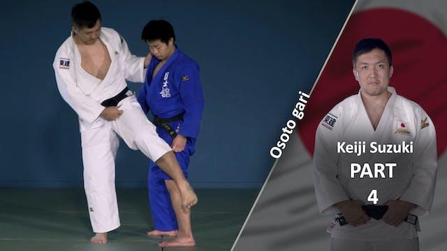 Training | Keiji Suzuki