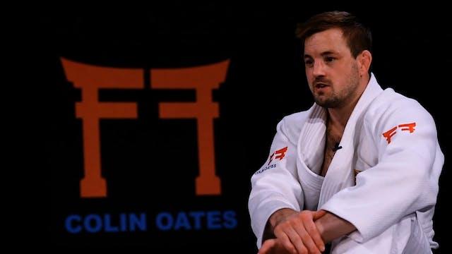 Judo Tactics | Interview | Colin Oates