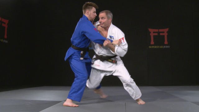 World Champion Wolf's Ouchi gari | Ne...