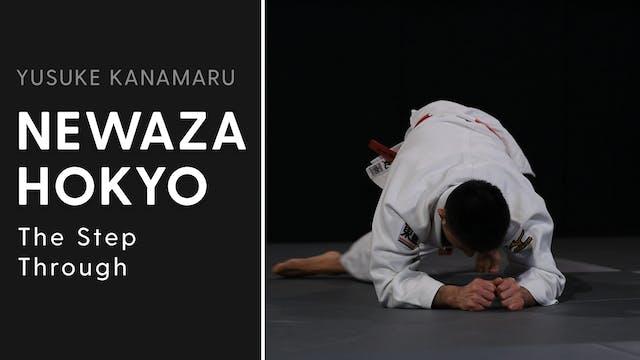The Step Through | Newaza Hokyo | Yus...