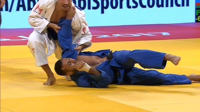 101: Seoi otoshi - ISR v AZE -66kg