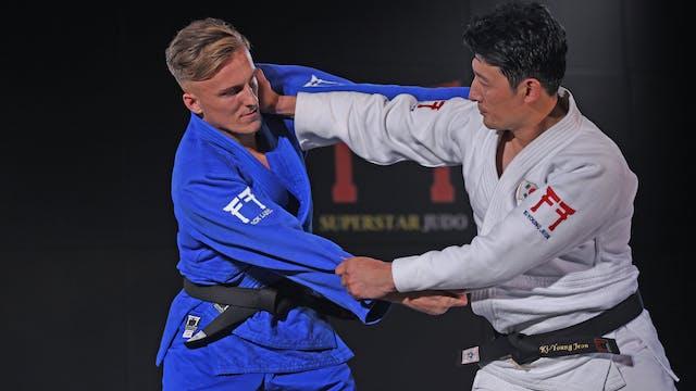 Creating space | Korean Judo