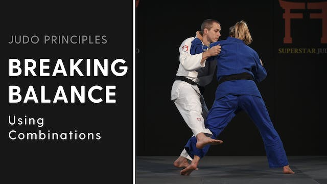 Using combinations | Judo Principles