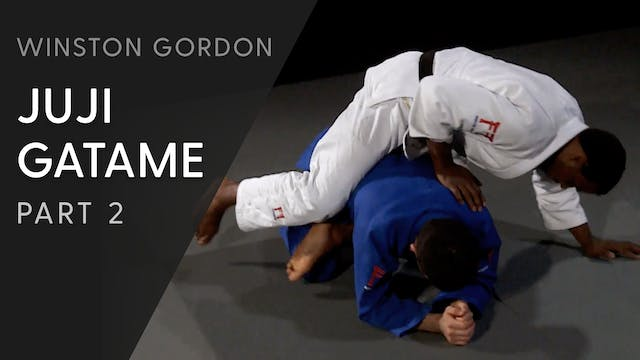 Juji gatame - Position, catch and hea...