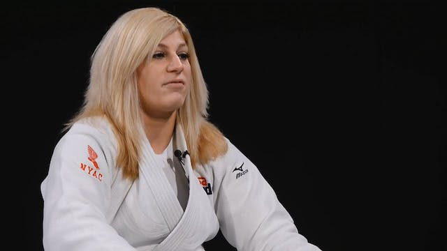 Consistancy | Interview | Kayla Harrison