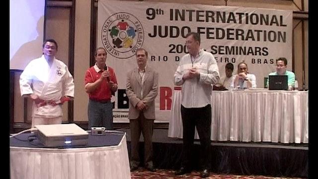 Coaching Judo To Juniors (Spanish)